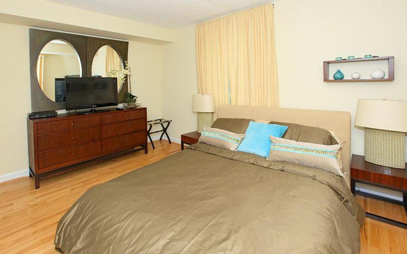 Apartment – Bedroom