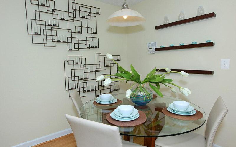 Apartment – Dining Room