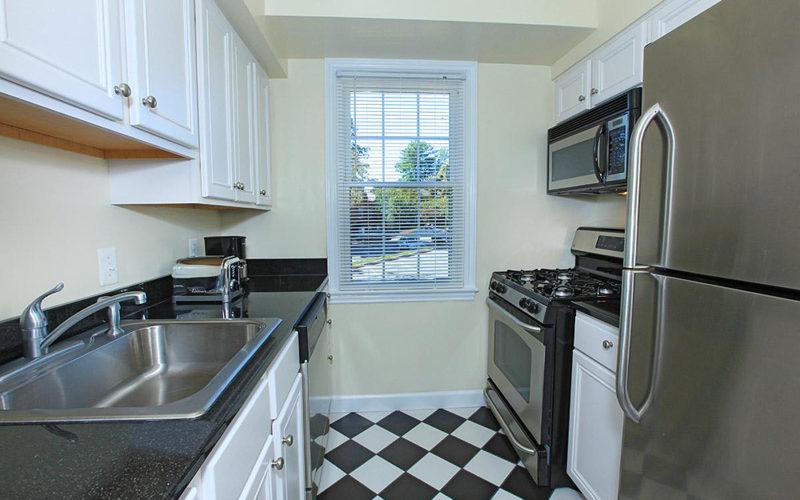 Apartment – Kitchen