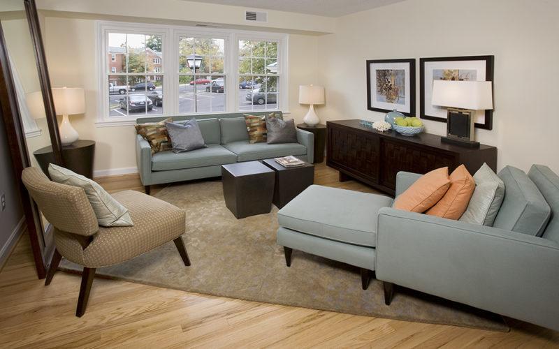 Apartment – Living Room
